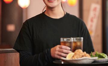 飲食店スタッフのイメージ写真