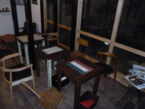 カフェ座席イメージ