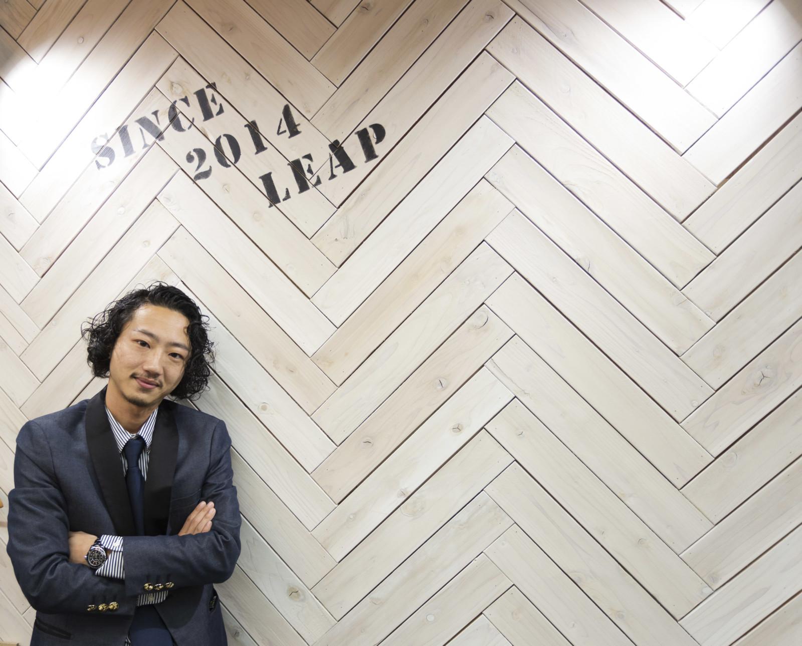 (株)Leap 代表取締役 相澤圭太